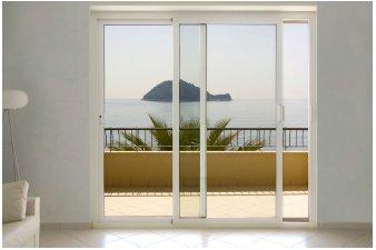 Infissi alluminio legno taglio termico fcs s n c dei - Isolamento termico finestre ...